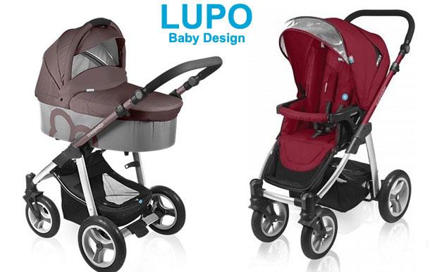 Комбинирана количка Lupo