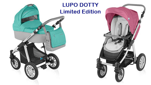 Lupo Dotty - Baby Design