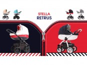 Количка Stella Retrus