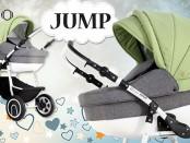 Бебешка количка Jump - NIO
