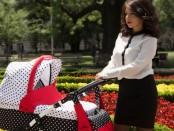 Бебешка количка S-max