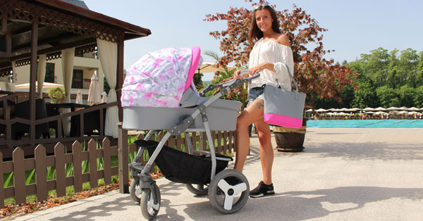 Бебешка количка Galaxy - NIO