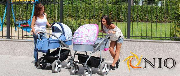 Бебешки колички Nio