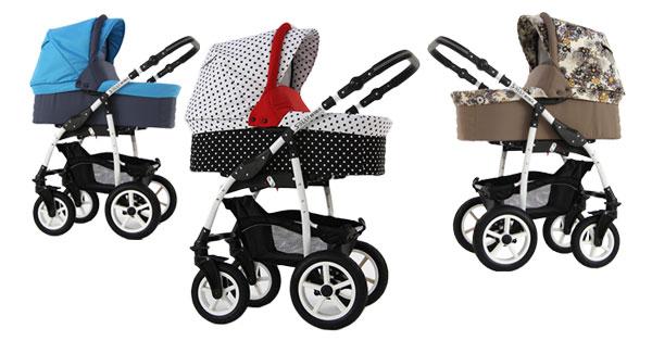 Бебешка количка S-max Retrus
