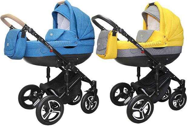 Бебешка количка Jump Soft - NIO