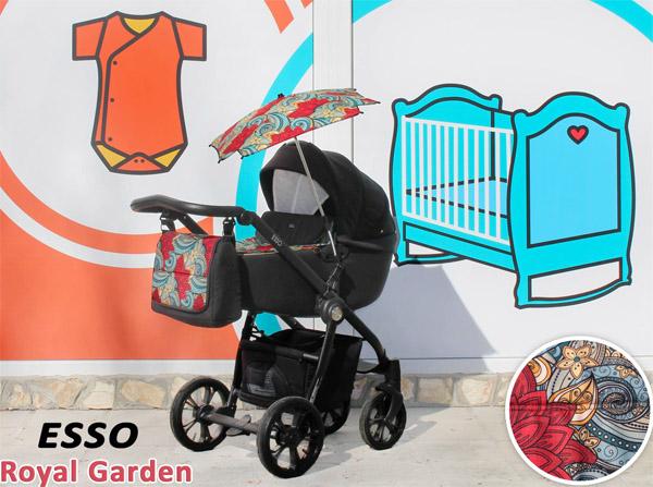 Бебешка количка Esso
