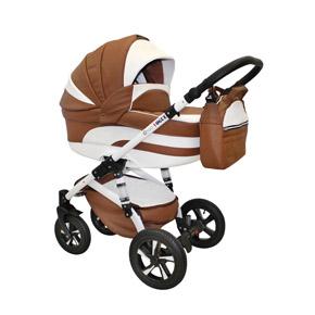 Бебешка количка Vogue с кош за новородено