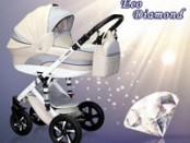 Бебешка количка Vogue - Nio